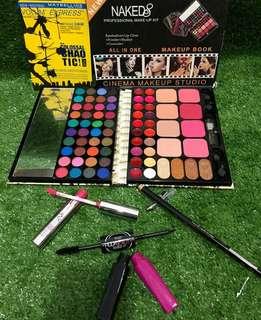 Paket Makeup Komplit khusus lebaran borong semua