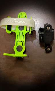 Monkii Bottle Cage (L type)