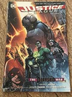 Justice League Darkseid War Part 1 Volume 7