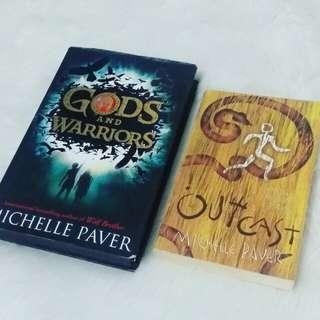 Michelle Paver Books