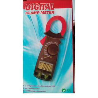 Brand New Digital Clamp Meter For Sale