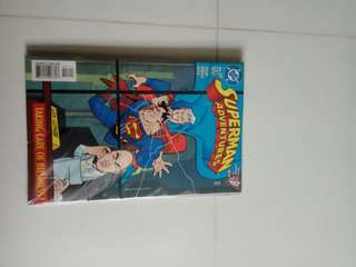 Superman comics no.21-27
