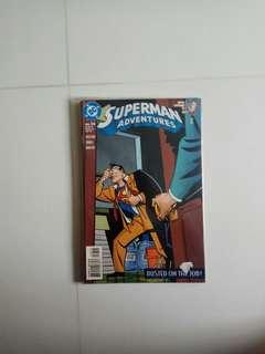 Superman comics no.28-33