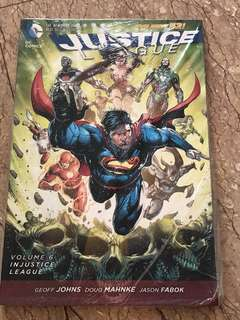 [DC comic] Justice League Injustice League Volume 6