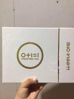WANNA ONE IPU OFFICIAL MD KIT (ONHAND AND SEALED)