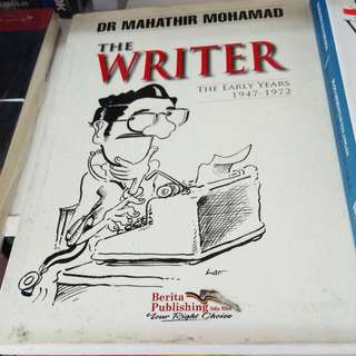 THE WRITER THE EARLY YEARS 1947-1972