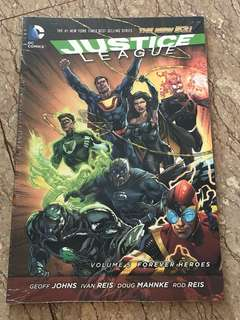 [DC comic] Justice League Forever Heroes Volume 5