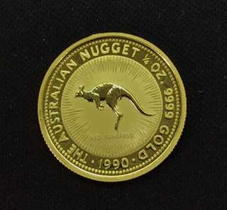 (Australia Gold Coin - Gold 999 Series )