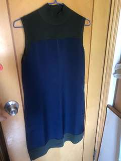 Initial 樽領連身裙