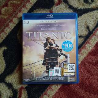 Titanic Collector's Edition [2 Disc] [Blu-Ray] [Region Free]
