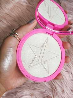 Jeffree Star Highlighter Ice Gold 銀白色 打亮✨