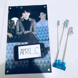 BTS OFFICIAL AND SUGA FANSITE GOODS
