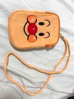 🚚 麵包超人手機袋 收納袋