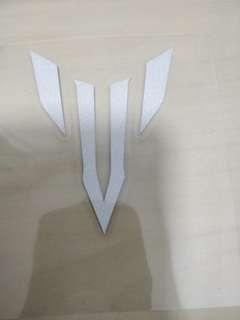 Yamaha MT Reflection sticker 8cm x 6.5cm
