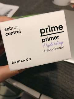 BANILA CO. 碎粉 FINISHING POWDER