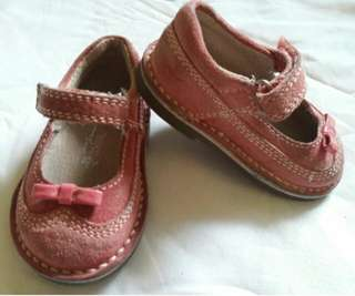Preloved Next Baby Shoes
