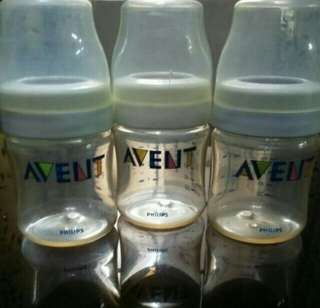 4pcs avent 4oz for 500
