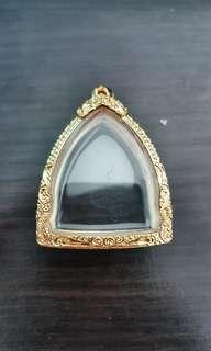 Gold plated  casing ( unworn)