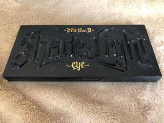 Authentic Kat von D Shade and Light Eye Palette
