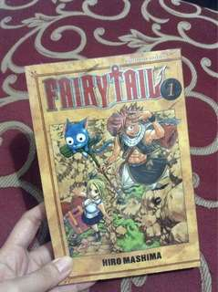 Fairytail Vol. 1