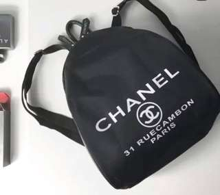 Chanel VIP gift backpack