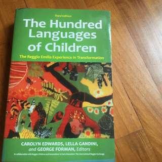 The 100 languages of children