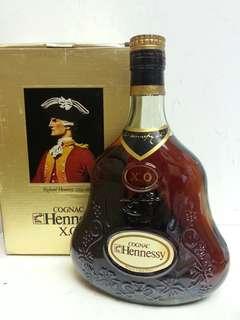 Hennessy XO  Cognac 軒尼斯XO 大金邊仁記 700ml