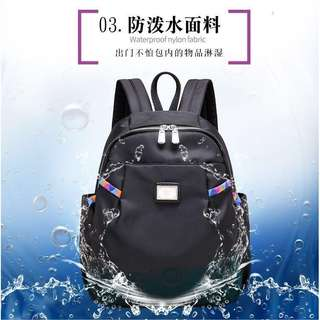 K-Backpack Basic Waterproof