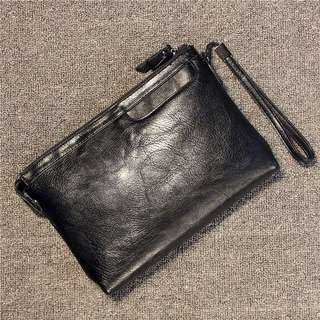 Clutch Bag Handbag Pria Import DOJIN