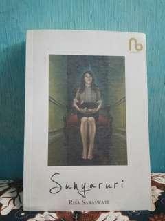 Sunyaruri karya Risa Saraswati