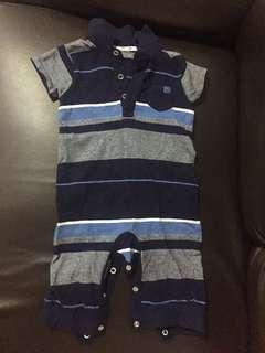 Onesie junior j by debenhams baby boy polo