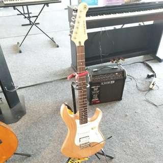 Gitar yamah elektrik rgx 121 bisa dicicil tanpa kartu krdit