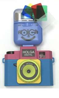Holga Digital Camera Flash(Lomo相機菲林相機閃光燈)