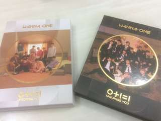 Wanna one I.P.U album night ver