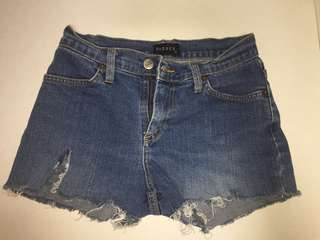 SEDUCE Denim Shorts