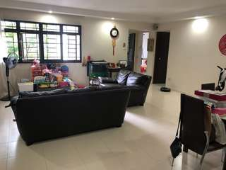 HDB 5 room - full live in condition