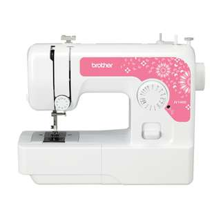 Free rent 3 days - Brother JV1400 Sewing Machine