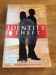 Identity Theft: Discovering the Real You
