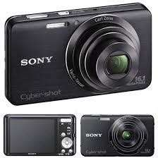 Sony Cyber-shot DSC-W630 Black