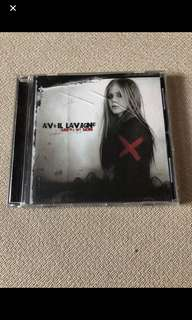 Cd box C6 - Avril Lavigne