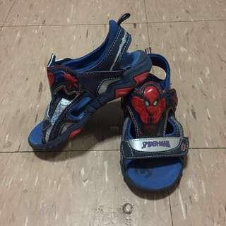 Spiderman Light Up Sandals for kids