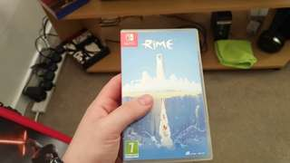 RIME (played) but can exchange game for switch gamer