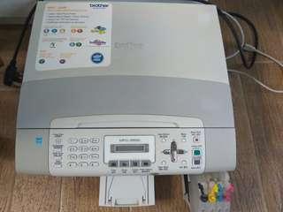 Brother Printer MFC-250C 打印機