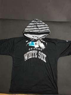 vintage 90s nba nfl nhl mlb 老品 古著 starter 白襪 短袖 帽t