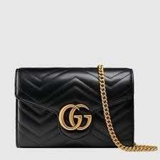 Gucci Marmont Metallesee Mini