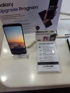 Samsung galaxy S9+ cicilan tanpa kartu  kredit