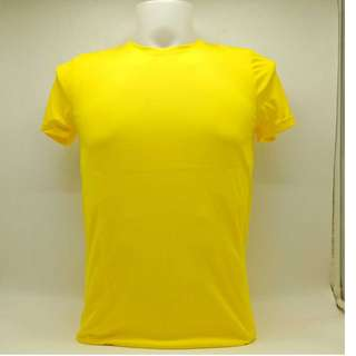 Athletic Dry Fit Shirt 8000 Unisex (Yellow)