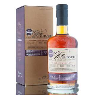 Glen Garioch Whisky 1999-2013 batch 30 Oloroso sherry cask 56.3% 蘇格蘭威士忌