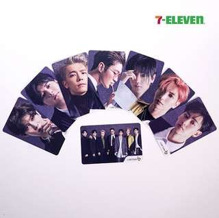 Super Junior Tmoney card