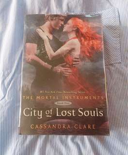 The Mortal Instruments: City of Lost Souls (Book 5) by Cassandra Clare